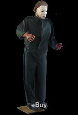 Pre-order Halloween II Life Size Michael Myers Posable 6 Ft Prop Decoration