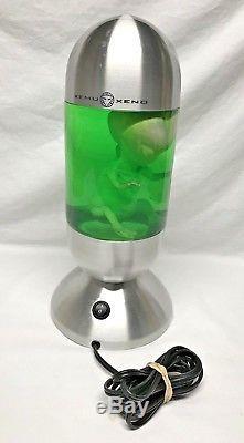 Preserved Alien Embryo Lamp Xemu Xeno Light UFO Grey Baby Lava Halloween Prop