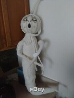 Rare Joe Spencer Gathered Traditions Hester Ghost Doll Last One Gallerie II