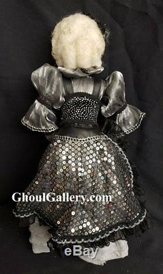 Retired Katherine's Collection Steampunk Female Doll Collection MINT A