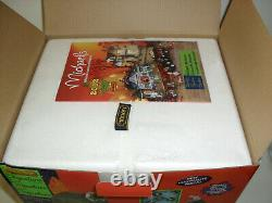 Retired Lemax Spooky Town Skull River New In Box Rare Find Item #24469