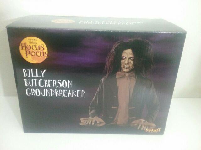 Spirit Halloween Disney Hocus Pocus Billy Butcherson Groundbreaker Prop