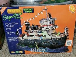 Spooky town lemax collection (lot)