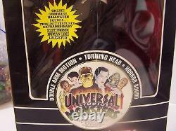 TELCO UNIVERSAL STUDIOS MONSTERS DRACULA 22 HALLOWEEN MOTIONETTE VAMPIRE sounds