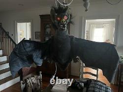 Telco Halloween Glow Eye Bat