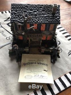 The Doyle Househawthorne Village Of Horror Cl Ics Halloween Michael Myers
