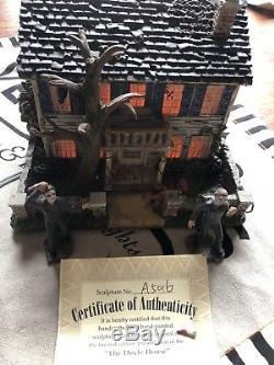 The Doyle HouseHawthorne Village of Horror Classics -Halloween Michael Myers