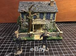 The Doyle House Hawthorne Village of Horror Classics -Halloween Michael Myers