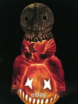 Trick r Treat Sam Statue 16 Light up Spirit of Halloween Exclusive
