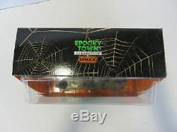 Vampire Condos Lemax Spooky Town #03826 Halloween