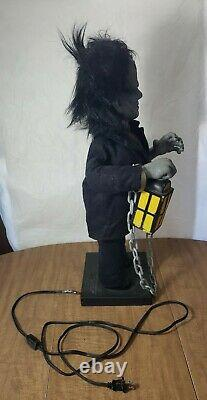 Vintage 1987 Original TELCO Halloween MOTION-ETTE 24 Frankenstein Monster Works