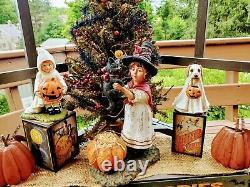 Vintagehalloweenfigurine Ragon Housebethany Lowe Styleretiredcollectables