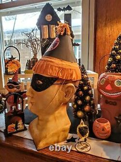 Vtgbethany Lowehalloweenbruce Elsassmasquerade Bustcollectableretired
