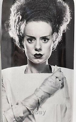 World Market Bride Of Frankenstein Melamine Plate Tray Set Universal Monsters