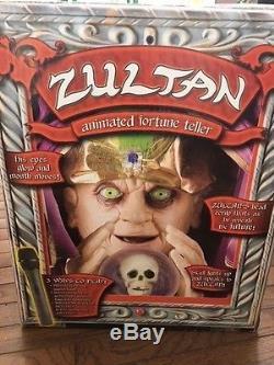 Zultan Animated Fortune Teller